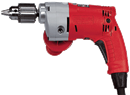 "MILWAUKEE ELEC. 0234-6 1/2"" Heavy Duty Magnum® Hole Shooter"