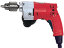 "MILWAUKEE 0244-1 1/2"" Magnum® Drill, 0-600 rpm"