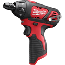 MILWAUKEE ELEC. 2401-20  M12™ Cordless Lithium-Ion Screwdriver