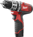 "MILWAUKEE ELEC. 2411-22 M12™ LITHIUM-ION 3/8"" Hammer Drill"