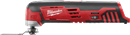 MILWAUKEE ELEC. 2426-20 M12™ Cordless Multi-Tool