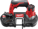 MILWAUKEE ELEC. 2429-20 M12™ Cordless Sub-Compact Band Saw, Bare Tool
