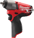 "MILWAUKEE ELEC. 2454-20 M12 Fuel™ 3/8"" Impact Wrench"