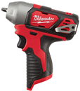 "MILWAUKEE 2461-20 M12™ 1/4"" Impact Wrench"