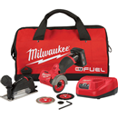 "MILWAUKEE ELEC. 2522-21XC M12™ FUEL 3"" Compact Cut Off Tool Kit"