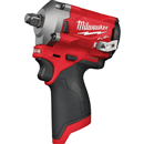 "MILWAUKEE 2555-20 M12 FUEL™ 1/2"" Stubby Impact Wrench, Bare Tool"