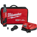 "MILWAUKEE ELEC. 2556-21 1/4"" M12 FUEL™ Ratchet Kit with (1) Battery"