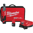 "MILWAUKEE ELEC. 2556-22 1/4"" M12 FUEL™ Ratchet Kit with (2) Battery"