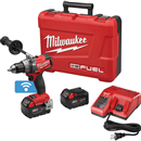 "MILWAUKEE ELEC. 2705-22 M18 FUEL™ with ONE-KEY™ 1/2"" Drill/Driver Kit"