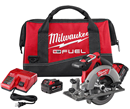 "MILWAUKEE ELEC. 2730-22   M18 FUEL™ 6-1/2"" Circular Saw Kit"