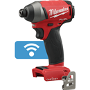 "MILWAUKEE ELEC. 2757-20 M18 FUEL™ with ONE-KEY™ 1/4"" Hex Impact Driver, Bare Tool"