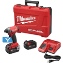 "MILWAUKEE ELEC. 2757-22 M18 FUEL™ with ONE-KEY™ 1/4"" Hex Impact Driver Kit"