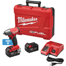 "MILWAUKEE ELEC. 2758-22 M18 FUEL™ with ONE-KEY™ 3/8"" Compact Impact Wrench w/ Friction Ring Kit"