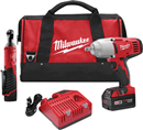 MILWAUKEE ELEC. 2793-22 M18™ M12™ Cordless 2-Tool Combo Kit