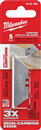 MILWAUKEE 48-22-1934 5 Pc. Carton Utility Knife Blades