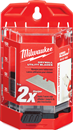 MILWAUKEE 48-22-1953 50 Pc. Drywall Utility Knife Blades with Dispenser