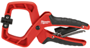"MILWAUKEE 48-22-3002 2"" +Stop Lock Hand Clamp"