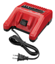MILWAUKEE ELEC. 48-59-1801 M18™ LITHIUM-ION Battery Charger