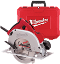 MILWAUKEE ELEC. 6390-21 Tilt-Lok™ 7-1/4 in. Circular Saw with Case