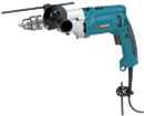 "MAKITA HP2070F 3/4"" Hammer Drill with High Output LED"
