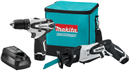MAKITA U.S.A. LCT212W 2 Pc. 12V Max Lithium-Ion Combo Kit