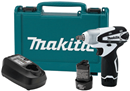 "MAKITA U.S.A. WT01W 12V Max Lithium Ion 3/8"" Drive Impact Wrench Kit"