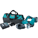 MAKITA U.S.A. XBP01  18V LXT® Compact Band Saw Kit