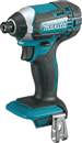 MAKITA U.S.A. XDT11Z 18V LXT® Lithium-Ion Cordless Impact Driver, Bare Tool
