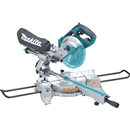 "MAKITA XSL01Z 18V LXT® Lithium-Ion Cordless 7-1/2"" Dual Slide Compound Miter Saw, Bare Tool"