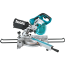 "MAKITA XSL02Z 18V X2 LXT® Lithium-Ion (36V) Brushless Cordless 7-1/2"" Dual Slide Compound Miter Saw, Bare Tool"