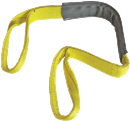 "MO-CLAMP 6319 60"" Jumbo Nylon Strap"