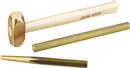OTC TOOLS 4606 Brass Hammer and Punch Set