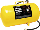 PERFORMANCE W10005 5 Gallon Portable Air Tank