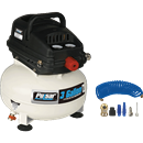 PULSAR - FORD PCE6030PK 3 Gallon Pancake Air Compressor with Accessories
