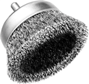 "S&G TOOL AID 17130 2-1/2"" Wire Cup Brush"