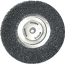 "SHARK INDUSTRY 14059 8"" Crimped Straight Wire Wheel Brush"