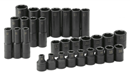 "SK HAND TOOLS 4053 30 Pc. 1/2"" Drive Impact Socket Set"
