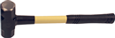 "SK HAND TOOLS 8745 14.5"" Engineers Hammer with Fiberglass Handle - 4 lb"