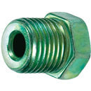 "S.U.R.& R. INC. BR150 4 Pk. Inverted Flare Nuts, 1/2"" - 20"
