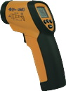 SHEFFIELD/GTC LTX10 Infrared Thermometer With Laser Sight