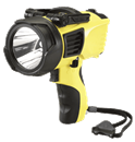 STREAMLIGHT 44900 WayPoint™ Pistol-Grip Spotlight, Yellow