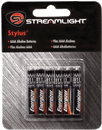 STREAMLIGHT 65030 6 Pk. AAAA Batteries
