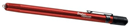 STREAMLIGHT 65035 Stylus® Penlight, Red, White LED