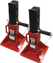 SUNEX TOOLS 1522 Pair of 22 Ton Jack Stands
