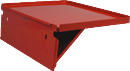 SUNEX TOOLS 8004 Side Work Bench - Red