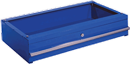 SUNEX TOOLS 8006CRBL Storage Drawer for Service Cart - Blue