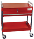 SUNEX TOOLS 8013A Red Service Cart
