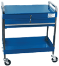 SUNEX TOOLS 8013ABL Blue Service Cart