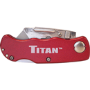 TITAN 11015 Folding Pocket Utility Knife