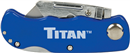 TITAN 11018 Folding Pocket Utility Knife